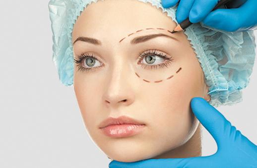 Удаление мешков под глазами или блефаропластика