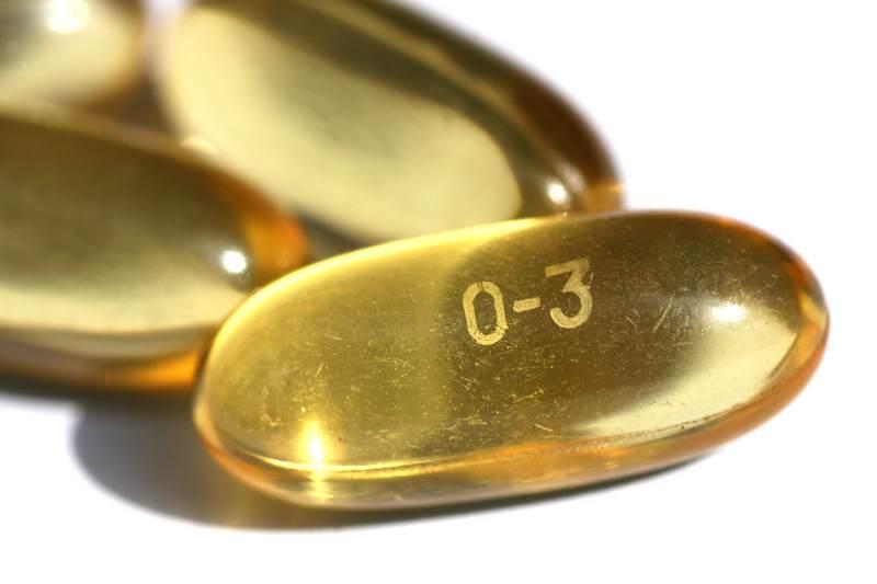 Омега 3 может помочь предотвратить слабоумие