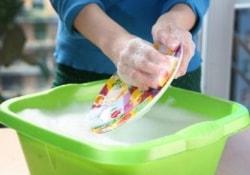 «Вдумчивое» мытье посуды – отличное средство для устранения стресса
