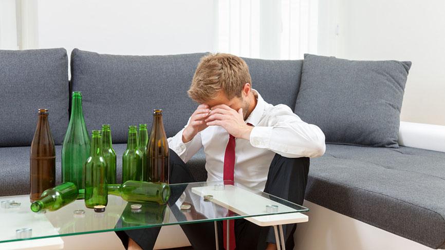 Найдена причина, по которой пьяницы становятся алкоголиками