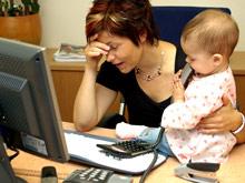 Стресс влияет на детей так же, как на взрослых