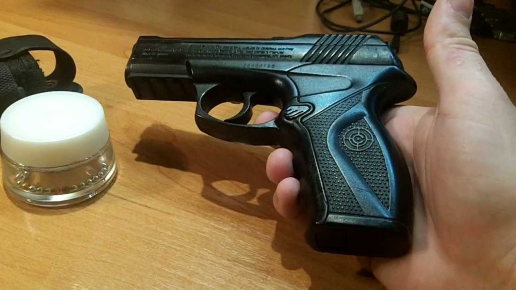 Характеристика пневматического пистолета Crosman C31.