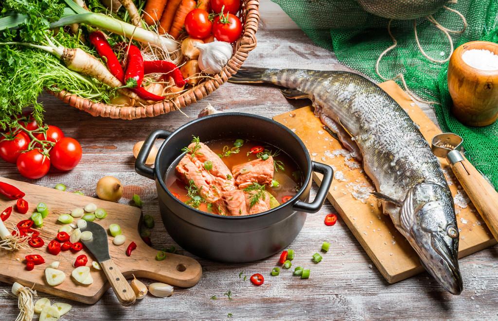 Средиземноморская диета улучшает психическое состояние человека