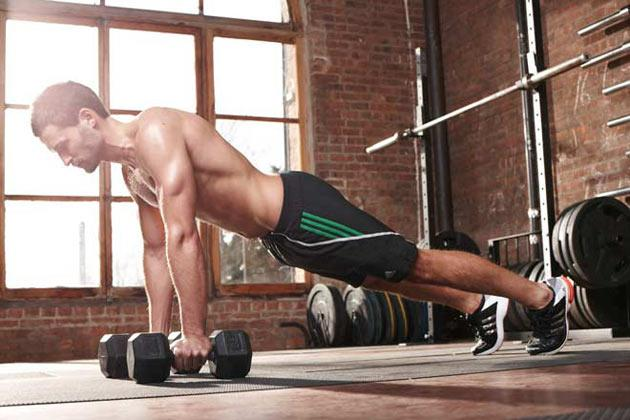Тренировки спасут от слабоумия
