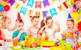 Как развлечь гостей на детском празднике