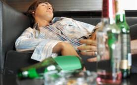 Алкогольная интоксикация печени