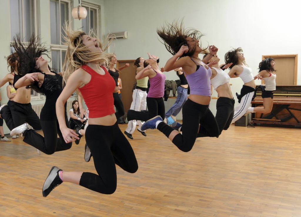 Действенное средство от депрессии: танцы