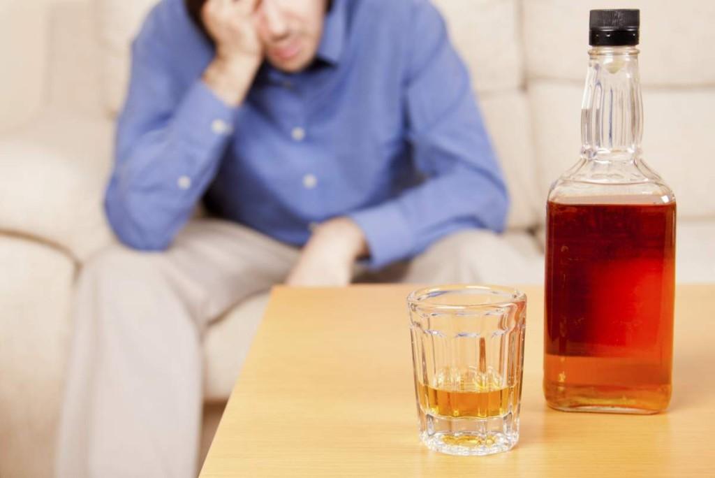 Ученые выяснили, что алкоголики живут в среднем на 20 лет меньше