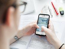 Телефоны и интернет провоцируют проблемы психики у студентов