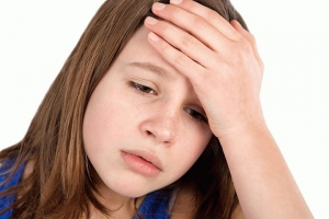 Психологическое давление на ребенка повышает у него риск мигрени