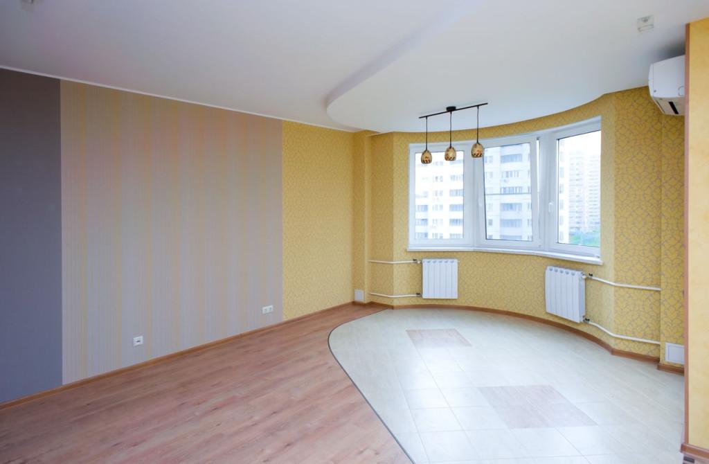С чего начать ремонт в квартире от застройщика?