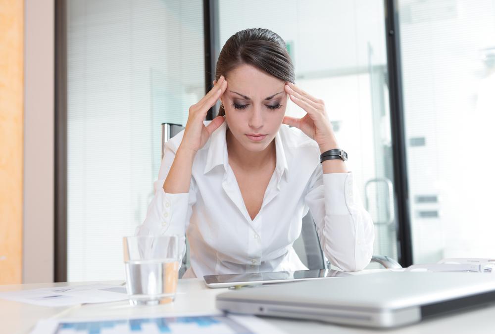 Основные причины возникновения стресса