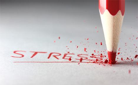 Снятие стресса на работе