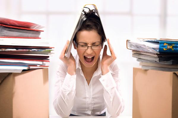 Стресс ухудшает мышление