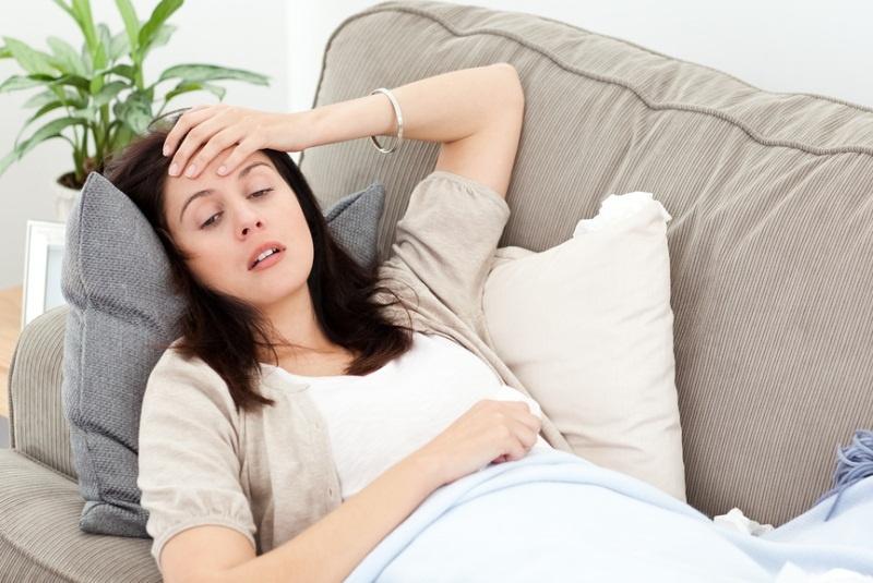 Анемия беременных увеличивает риск психоза у ребенка