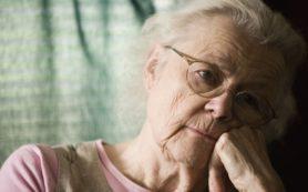 Обнаружена основная причина старческого слабоумия