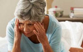 Бессонница в пожилом возрасте связана с изменениями в мозге