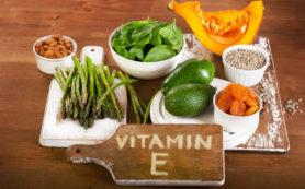 Витамин Е замедляет развитие слабоумия
