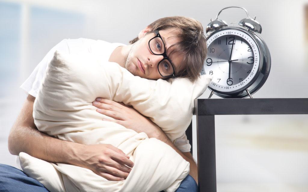 Ученые приравнивают бессонную ночь к сотрясению мозга