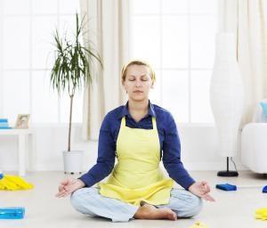 Ученые доказали, что уборка в доме способна снять стресс