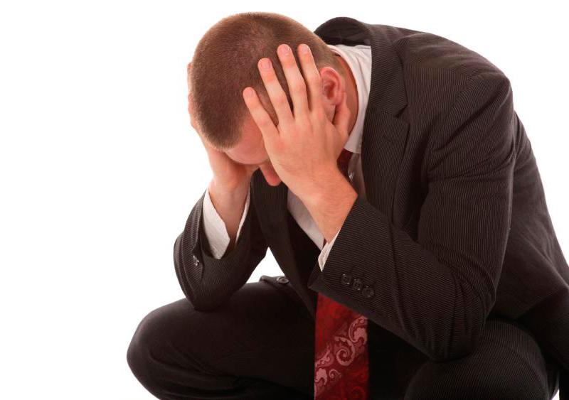 Тревожность повышает вероятность инсульта
