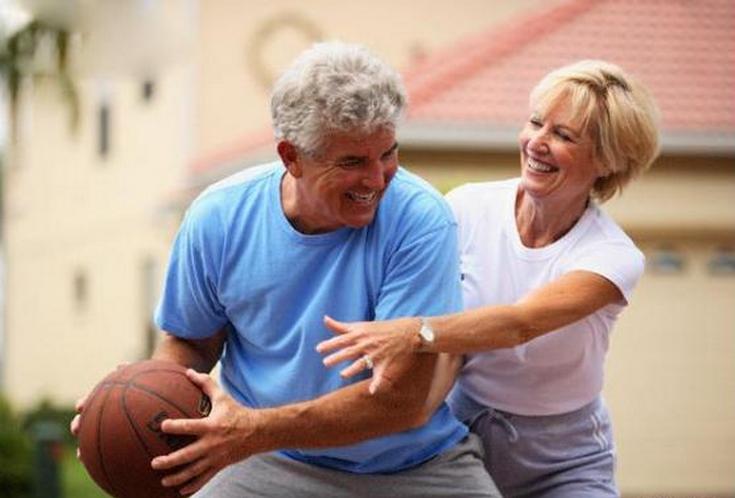 Физическая активность снижает риск развития старческого слабоумия