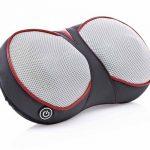 Классическая и современная массажная подушка, для полноценного расслабления отдельных участков мышц.