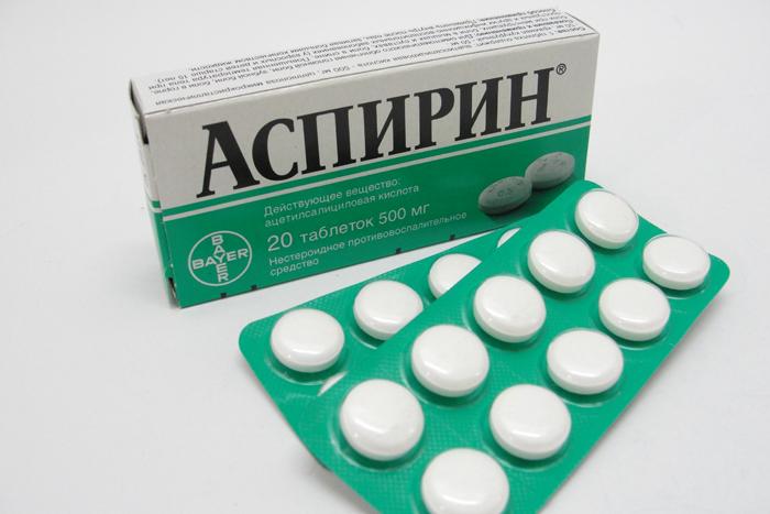 Аспирин замедляет возрастное снижение мозговых функций у женщин