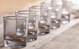 Число смертей от алкоголя в России в новогодние праздники сократилось на 65%