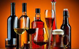 Употребление алкоголя снижает плотность костей