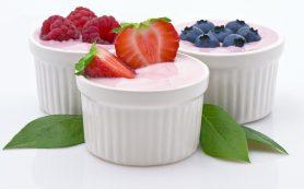 Йогурты помогают справиться с тревогой и усталостью