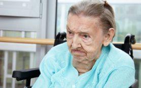 Ученые нашли способ предотвратить старческое слабоумие