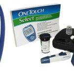Глюкометр OneTouch — результат в одно касание!