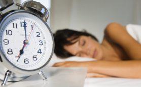 Неправильный режим сна провоцирует болезнь Альцгеймера