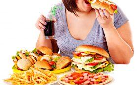 Неправильное питание способствует возникновению депрессии
