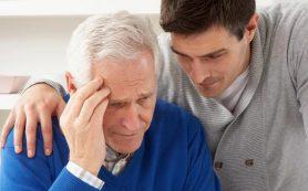Лёгкие когнитивные нарушения чаще встречаются у мужчин