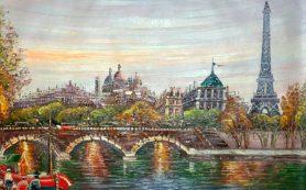 Компания BORSCH: огромный ассортимент картин от современных художников по лояльным ценам