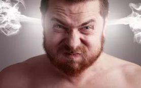 Злость пробуждает жажду обладания