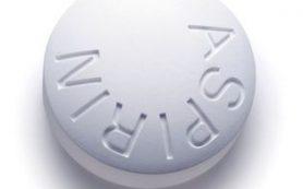 Диабетикам нужно принимать две таблетки аспирина в день