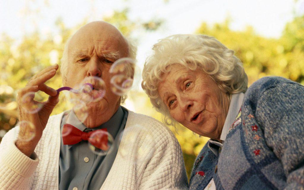 Рискованные решения — выбор пожилых людей