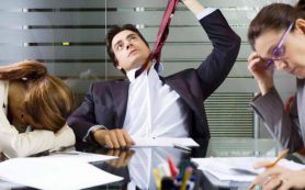 Слишком высокая квалификация — одна из причин стресса у работников