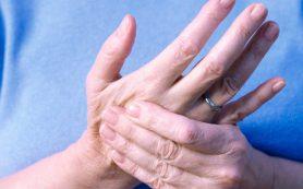 Поражение грудных спинномозговых нервов