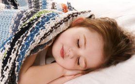 Проблемы со сном у детей увеличивают риск психических расстройств
