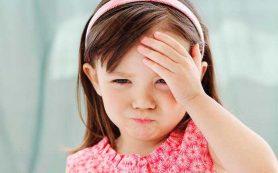Как помочь ребёнку при мигрени