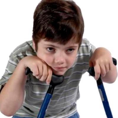 Детские параличи