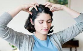 Точечный массаж для лечения головных болей