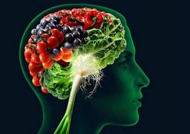 Список продуктов, ответственных за работу мозга
