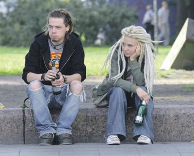 Депрессия и пессимизм накрывают уже тридцатилетних