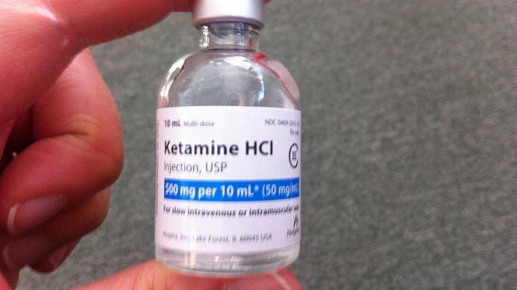 Кетамин помогает снять головную боль при мигрени