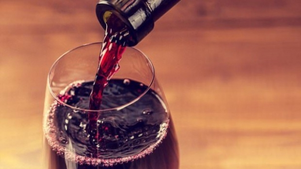 Вино помогает побороть депрессию